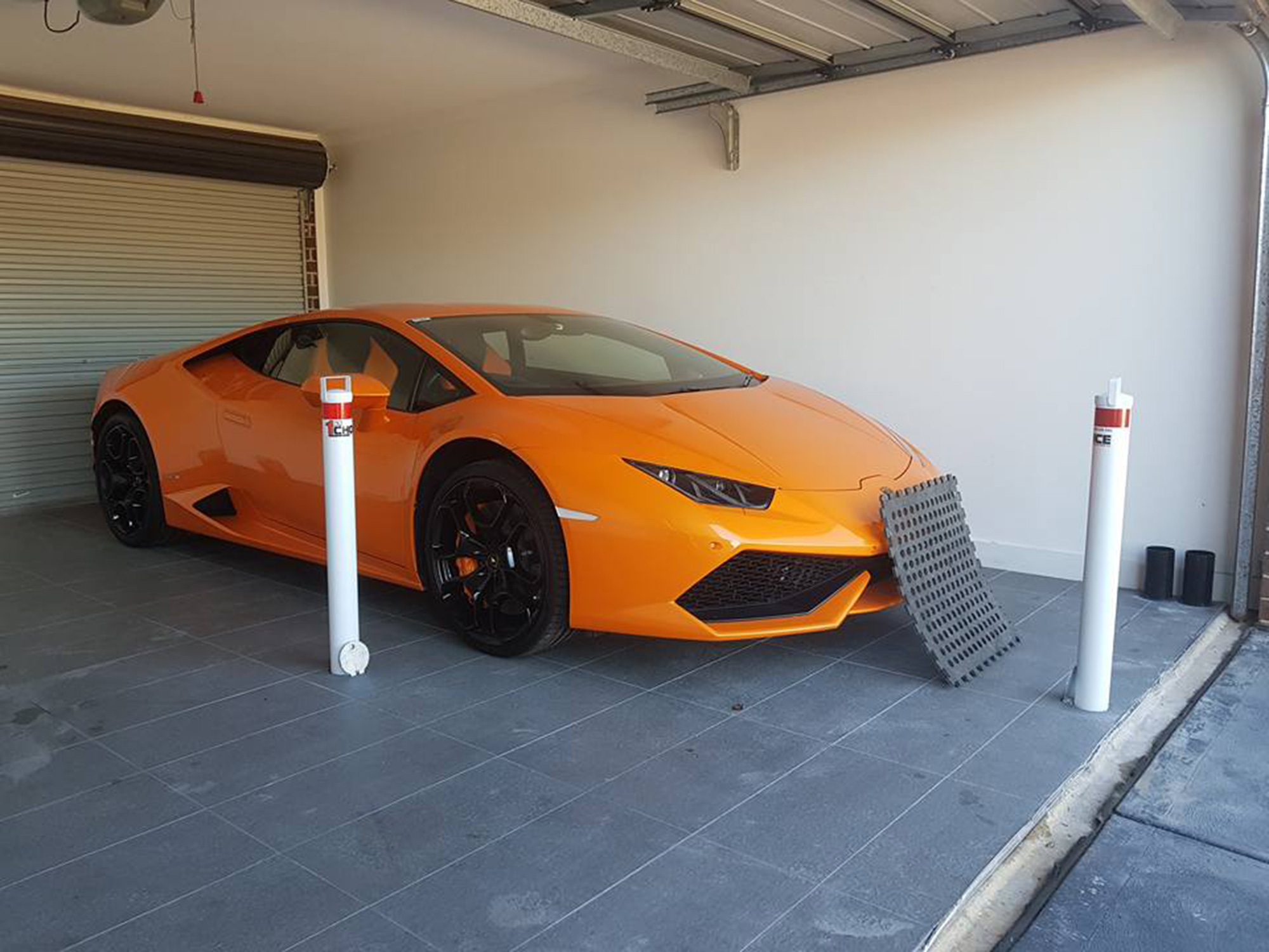 Home - image lambo on https://firstchoicebollards.com.au