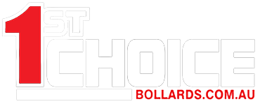 Cart - image logo-white on https://firstchoicebollards.com.au